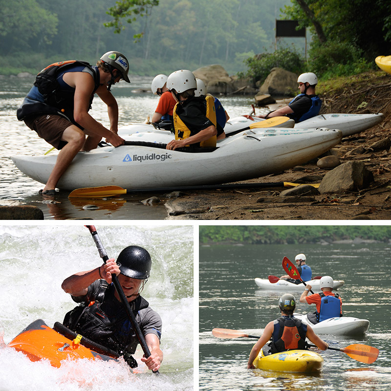 Ohiopyle Trading Post Kayak Lessons