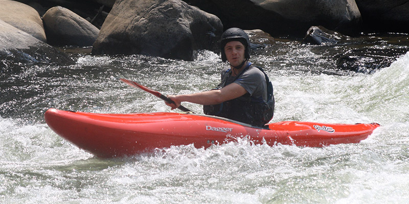 Ohiopyle Trading Post Kayak Lessons Intermediate
