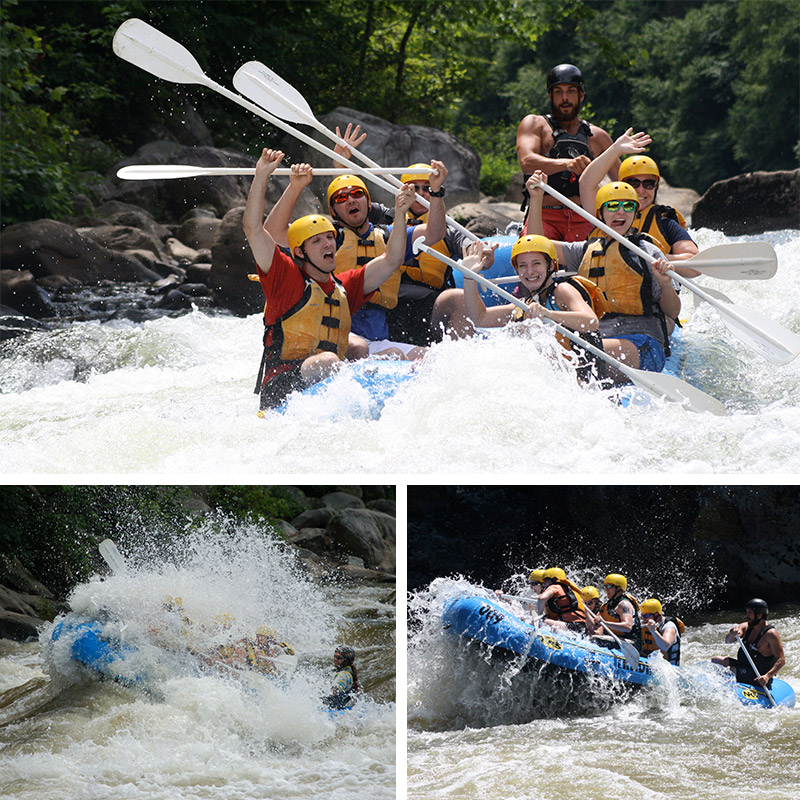 Ohiopyle Whitewater Rafting Fully Guided Tours