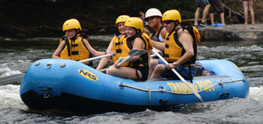 Middle Yough Rafting
