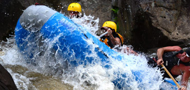 Upper Yough Rafting